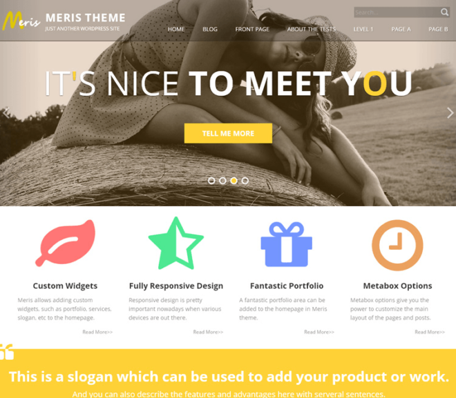 27 Beautiful Free WordPress Blog Themes