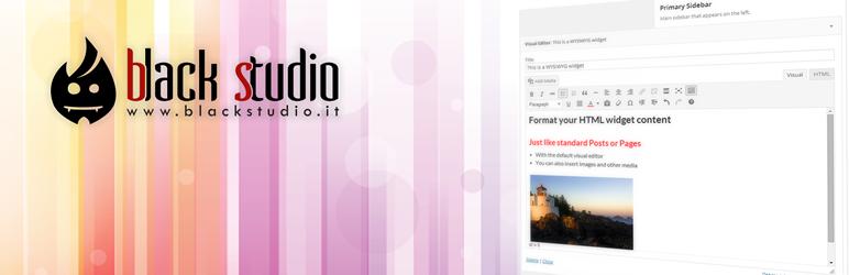 Black-studio-free-plugin-for-WordPress