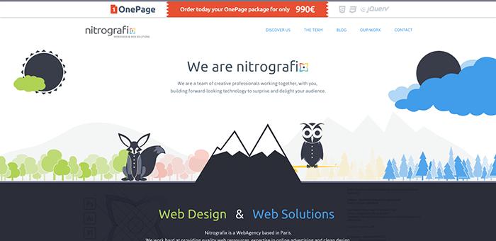 26 Best Flat Design Websites For Inspiration Wpsnow