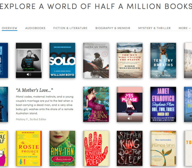 25 Best Websites To Download E-Books