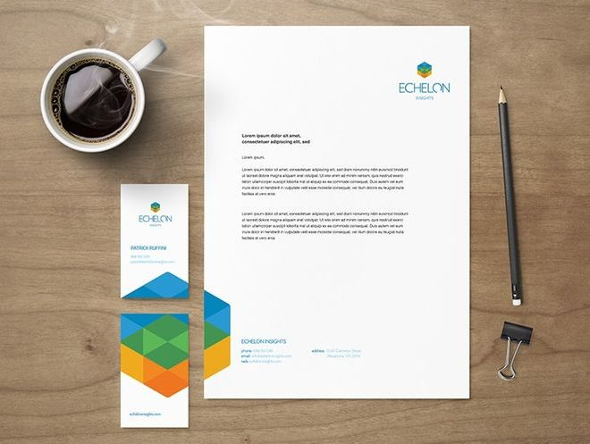 22 Beautiful and Best Letterhead Designs