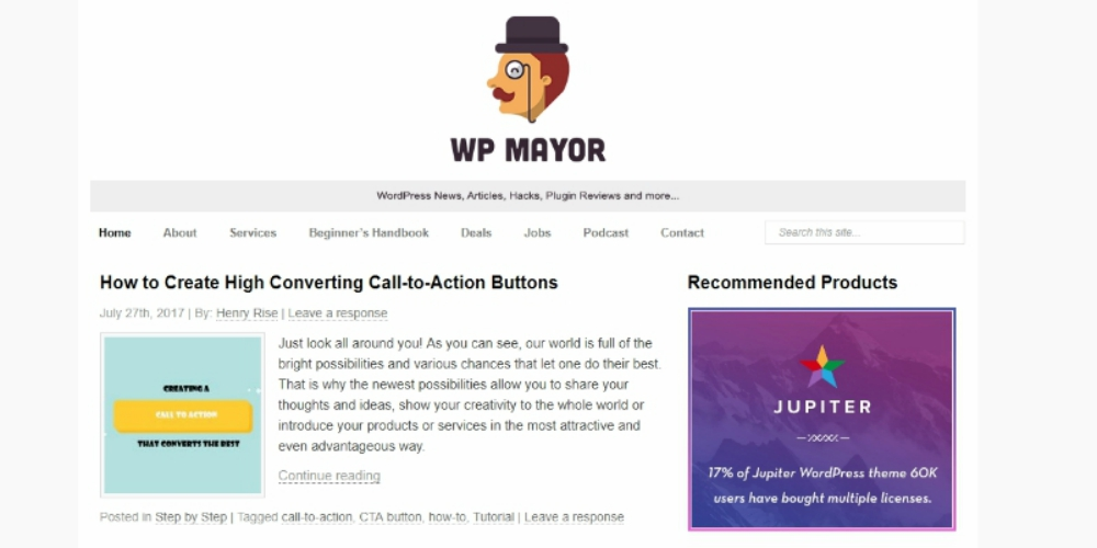 wp mayor image