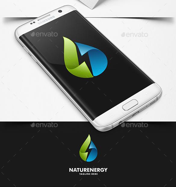 Beautiful Nature Logo Designs