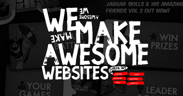 20 Best Black Websites Examples