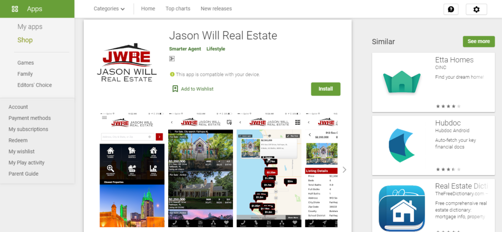 Best Free Real Estate Apps for Android