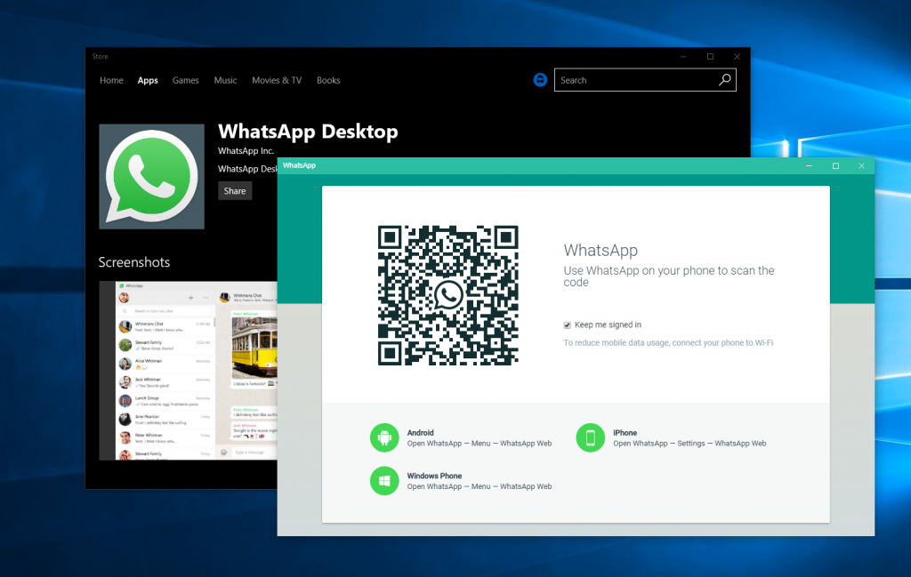 How To Use Whatsapp On A PC