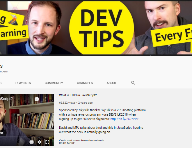 12 Top YouTube Channels For Learning Basic Frontend Development